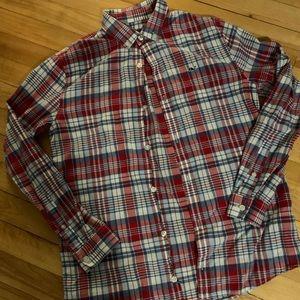 Boys L (16) Vineyard Vines button down shirt